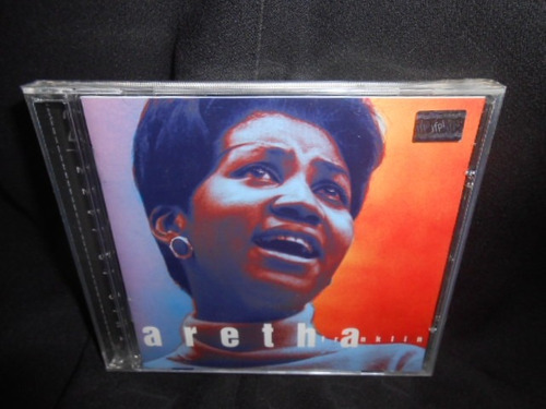 cd aretha franklin / this is jazz   -lacrado--