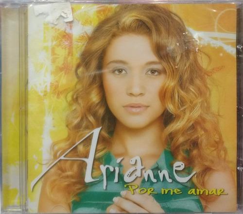 cd arianne - por me amar [original]