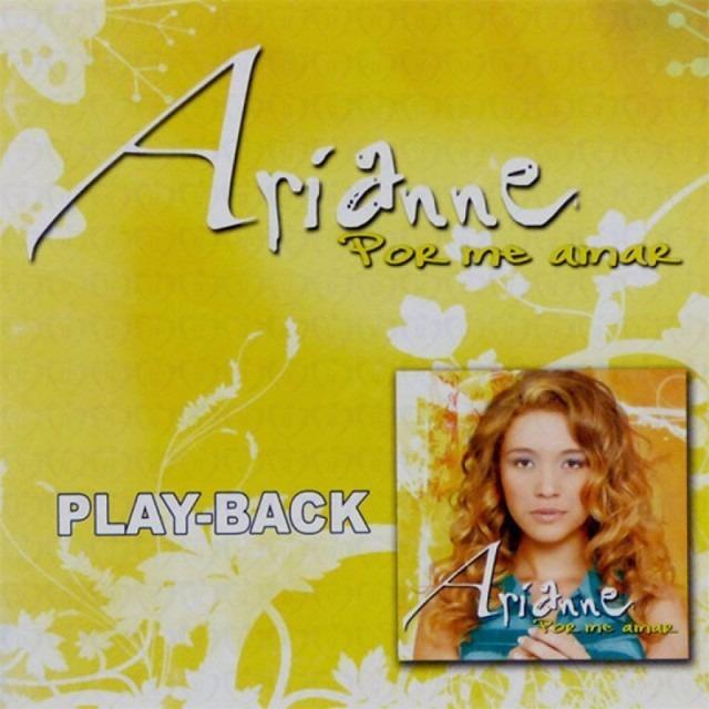 cd arianne por me amar playback