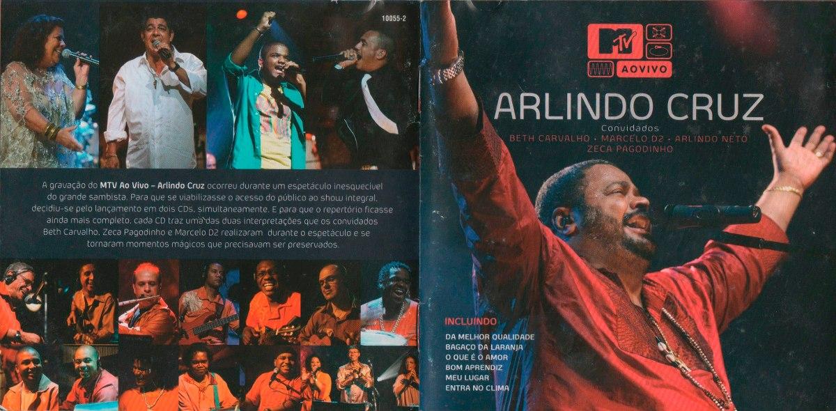 BAIXAR MTV VIVO 1 CRUZ ARLINDO CD VOL AO