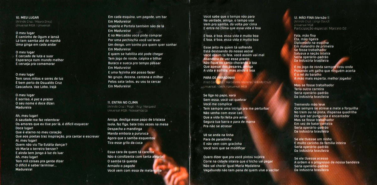 CRUZ VOL BAIXAR AO 1 VIVO CD MTV ARLINDO