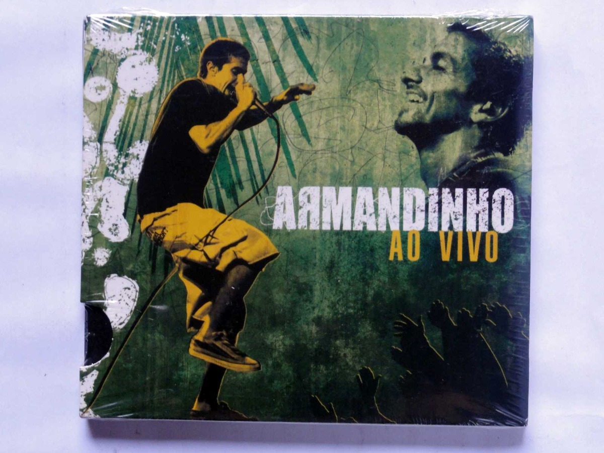 audio dvd armandinho ao vivo