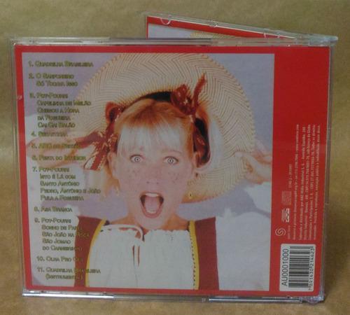 cd: arraiá da xuxa