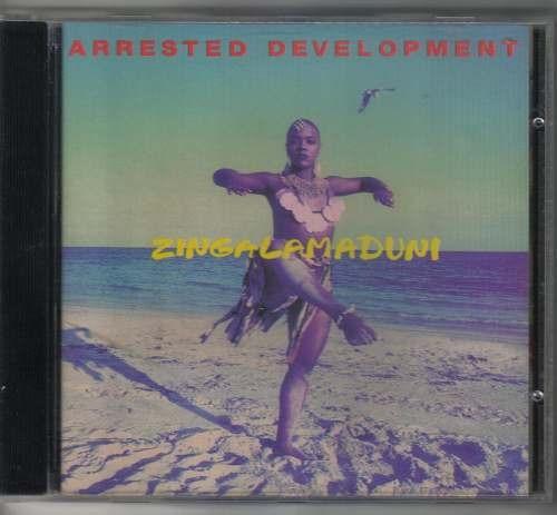 cd arrested development - zingalamaduni importado - b313