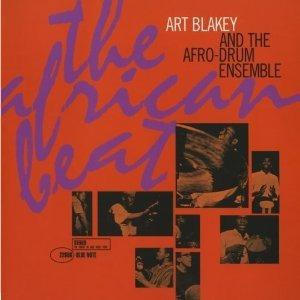 cd art blakey african beat,