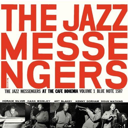 cd : art blakey - jazz messengers at the cafe bohemia vol 1.