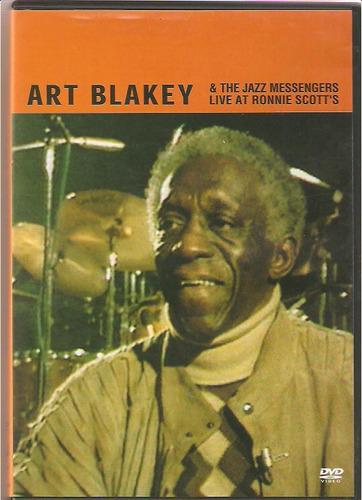 cd art blakey - & jazz messengers , live at ronnie scott's