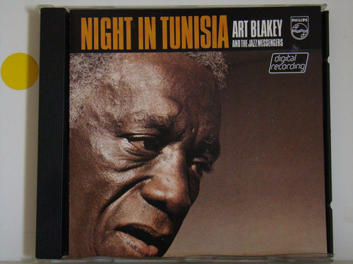 cd - art blakey - night in tunisia - importado