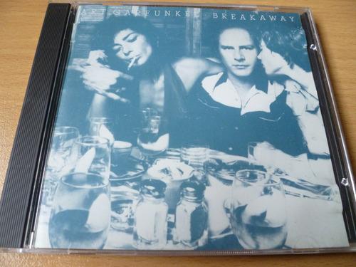 cd art garfunkel breakaway - simon foreigner al (top music)