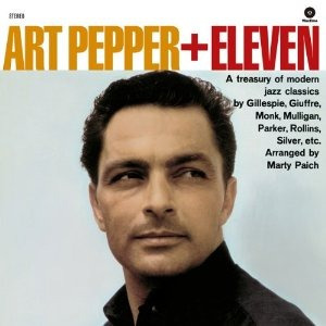 cd art pepper plus eleven
