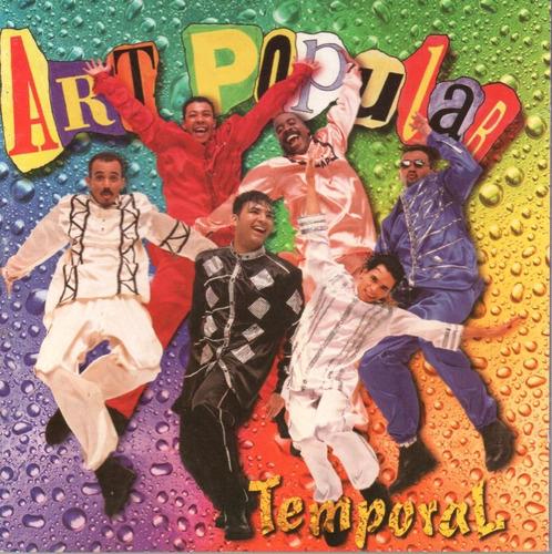 cd - art popular - temporal