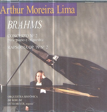 cd  arthur moreira lima / brahms - b251