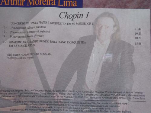 cd arthur moreira lima chopin 1