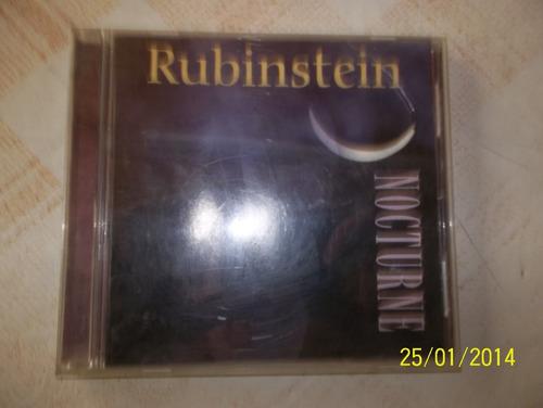 cd arthur rubinstein nocturne