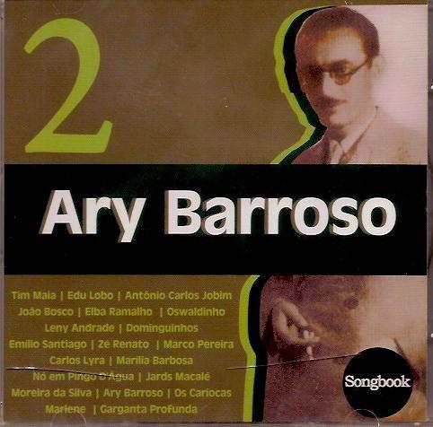 cd ary barroso - songbook 2 (lacrado)