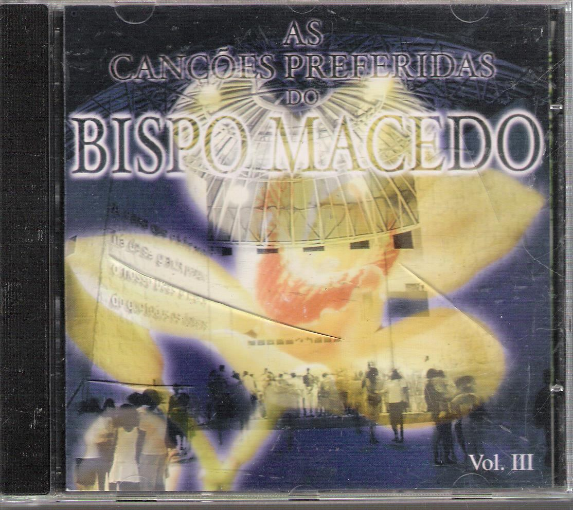 cd as preferidas do bispo macedo