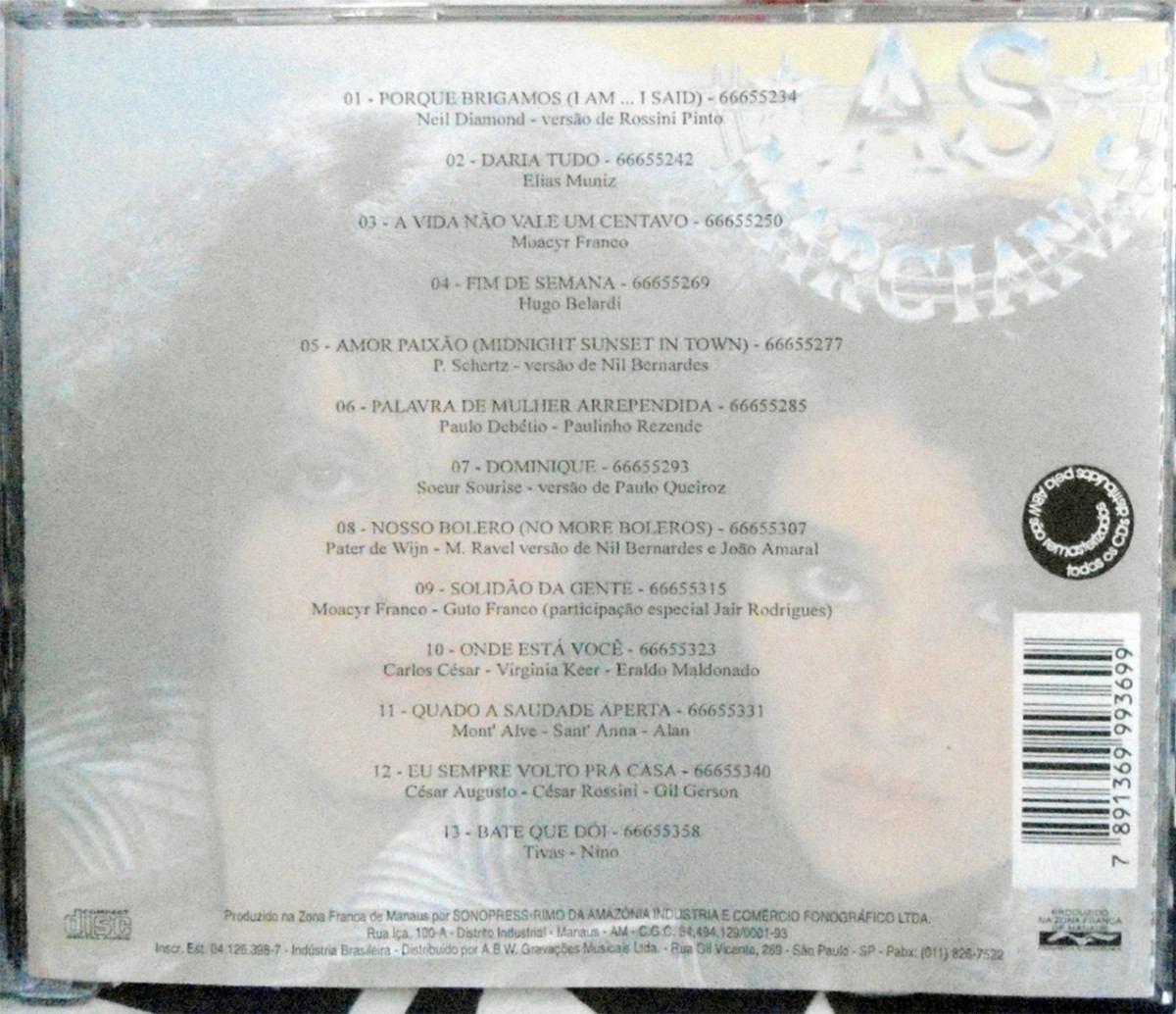 cd as marcianas 1991