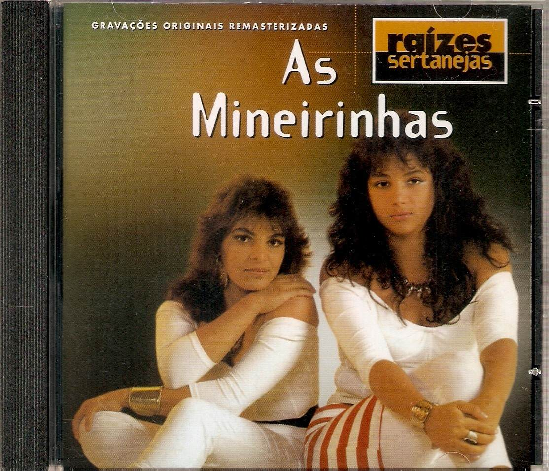 as mineirinhas cd para