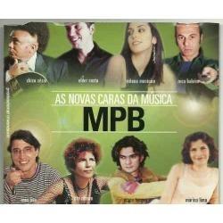 cd as novas caras da música mpb - vários