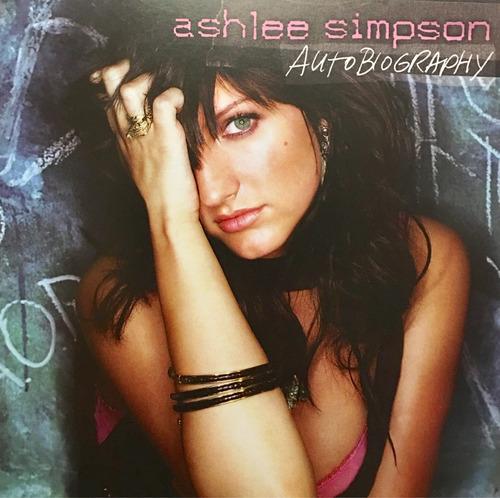 cd ashlee simpson auto biography importado