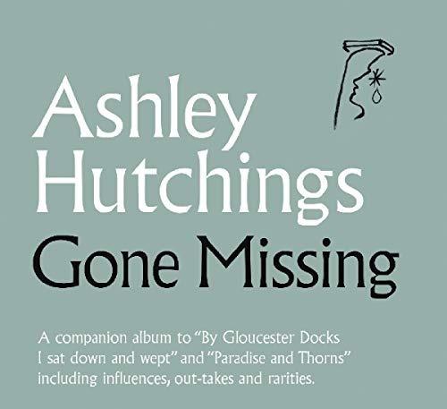 cd : ashley hutching - gone missing (united kingdom -...