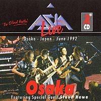 cd asia - live in osaka (usado-otimo)