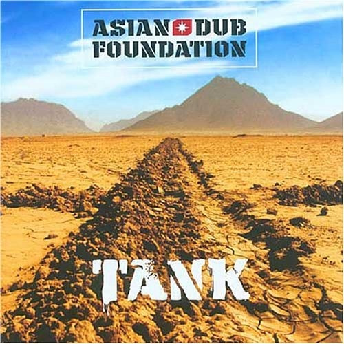 cd asian dub foundation - tank (emi , 2005)