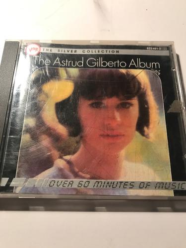 cd astrud gilberto album