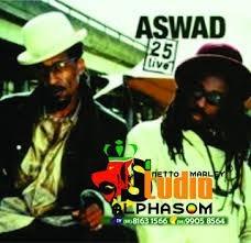 cd aswad 25 live