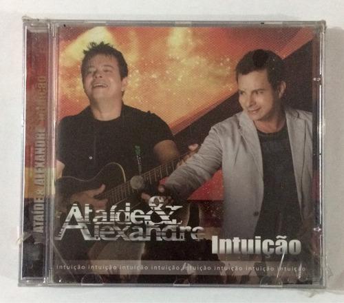 cd ataíde e alexandre (intuição)