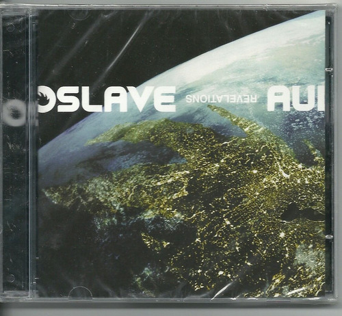cd audioslave  revelations novo lacrado