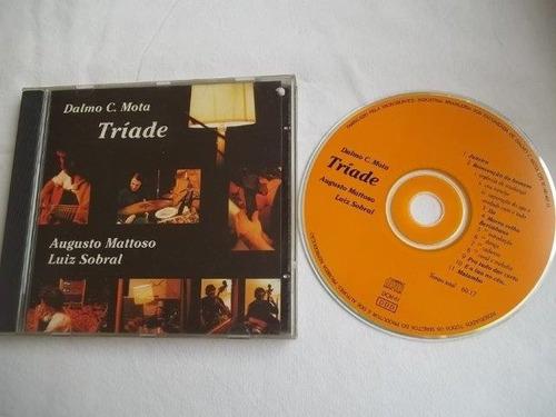 *cd - augusto mattoso / luiz sobral - triade - mpb cantores