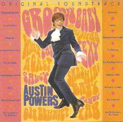 cd - austin powers - trilha sonora - cd1717