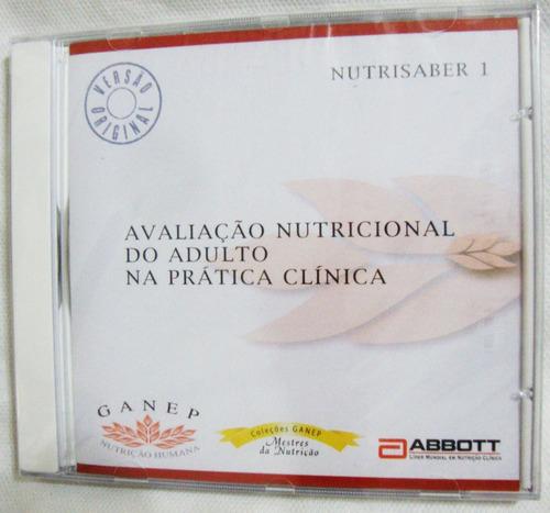 cd avaliação nutricional adulto prática clínica nutrisaber 1