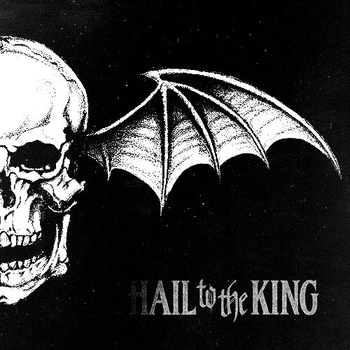 cd avenged sevenfold hail to the king rock internacional