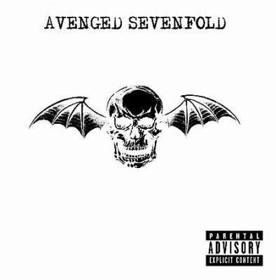 cd avenged sevenfold rock internacional pouco usado