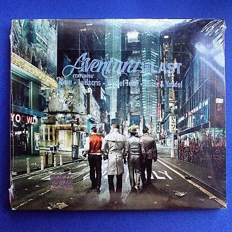 cd aventura the last wisin & yandel akon nuevo sellado