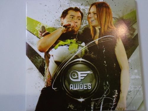 cd aviões do forró - promocional abril de 2013 - frete grati