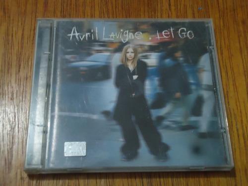 cd avril lavigne: let go