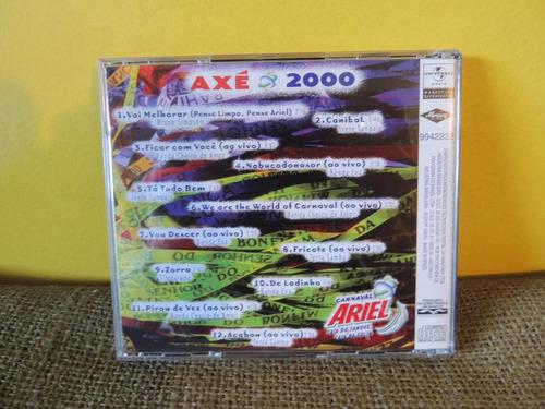 cd axé 2000 carnaval ariel