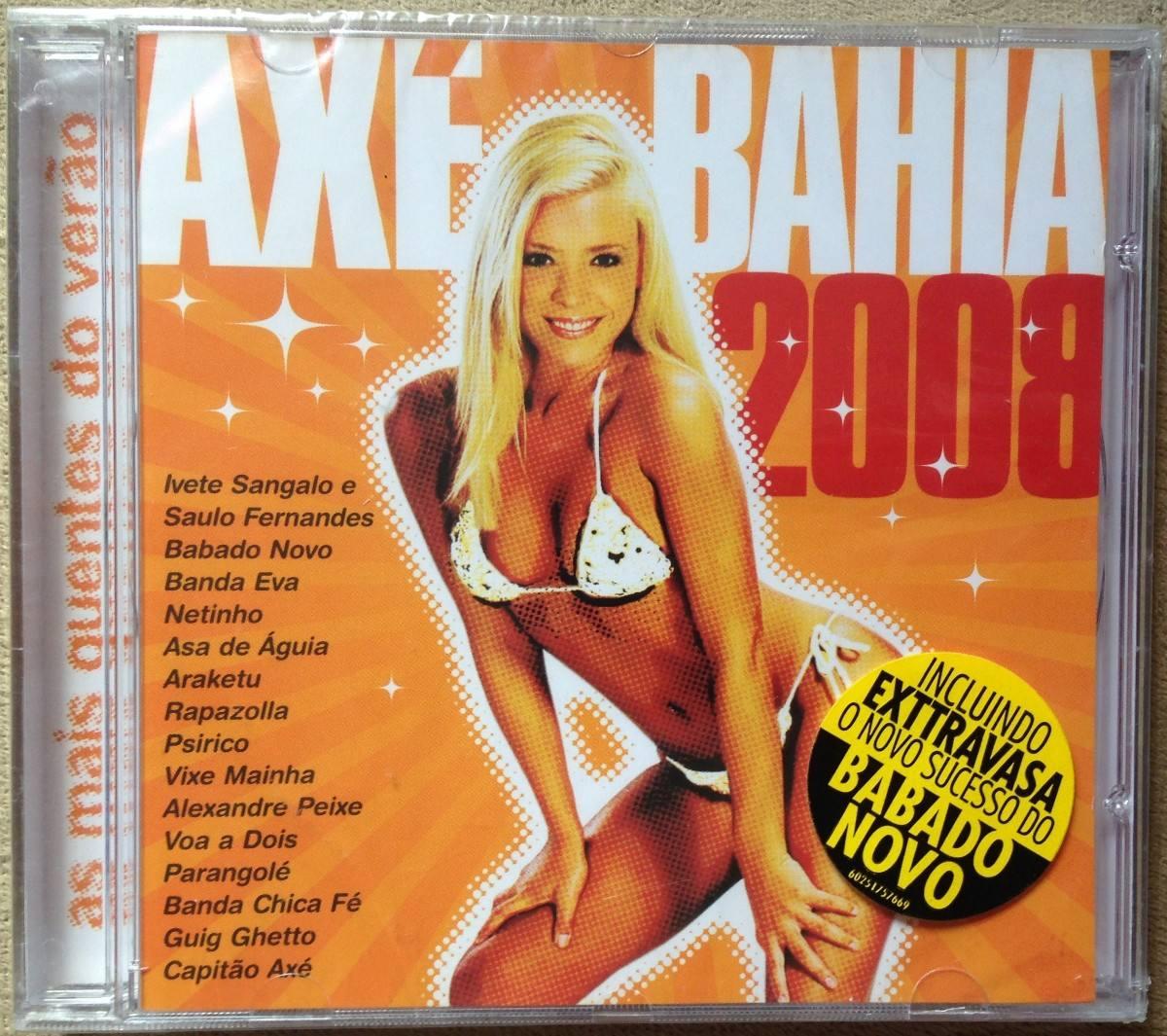 cd babado novo 2008