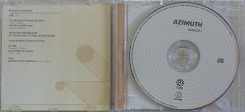 cd azimuth - azimuth - linha do horizonte  trama 2006