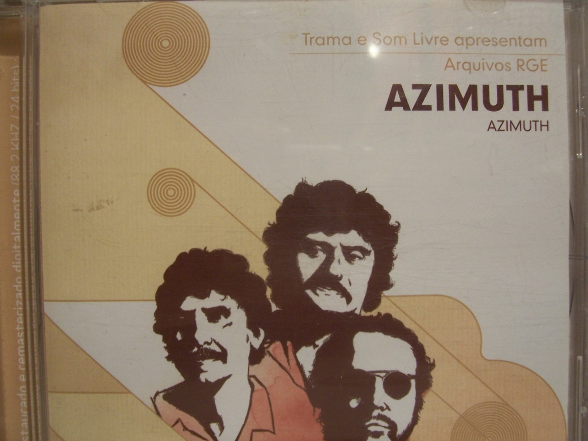 musica linha do horizonte azimuth