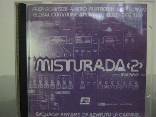 cd azymuth - misturada 2 (importado - ec)