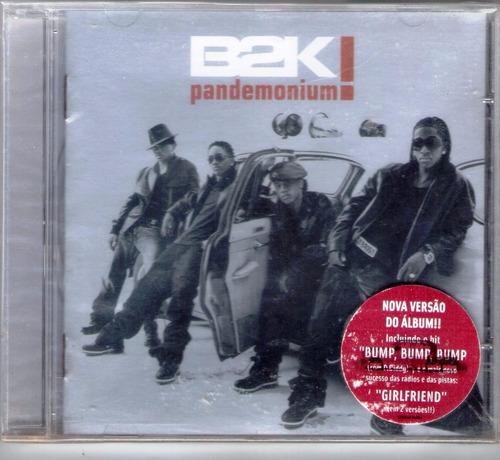 cd b2k pandemoniun! (original e lacrado)