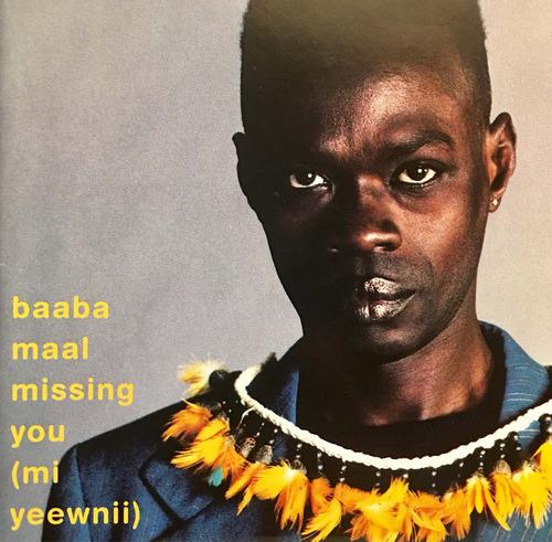 cd baaba maal missing you mi yeewnii