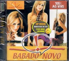 CD NOVO BAIXAR GRATIS BABADO ESSENCIAL