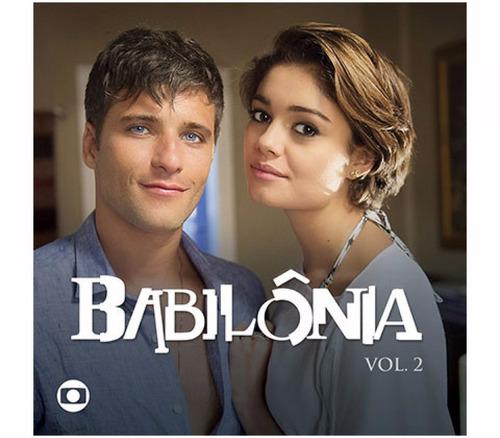 cd babilônia volume 2 - novo/lacrado