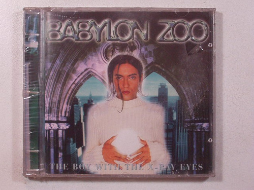 cd babylon zoo the boy with the x-ray eyes animal army space