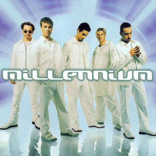 cd backstreet boys - millennium (1999) lacrado original raro